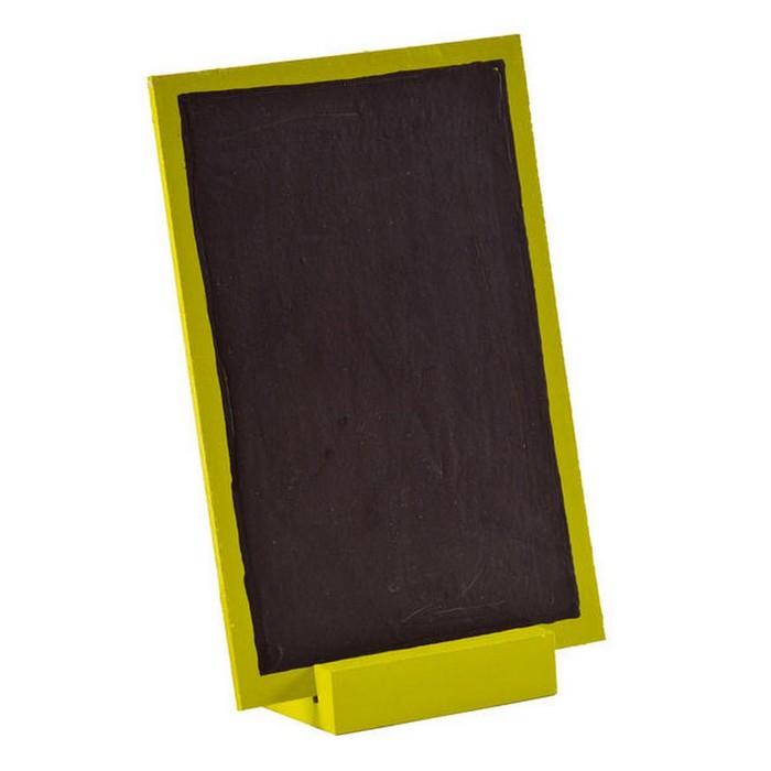 Vente Ardoise Marque Menu Vert Anis Marques Place Menu Etiquettes 1001 Deco Table