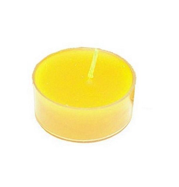 vente bougie chauffe plat jaune bougies leds photophores 1001 deco table. Black Bedroom Furniture Sets. Home Design Ideas