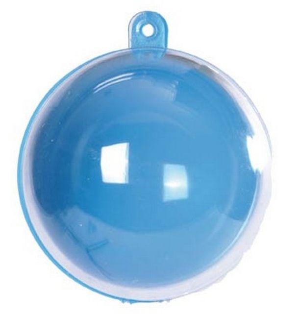 achat boule transparente plexi turquoise tables 1001 deco table. Black Bedroom Furniture Sets. Home Design Ideas
