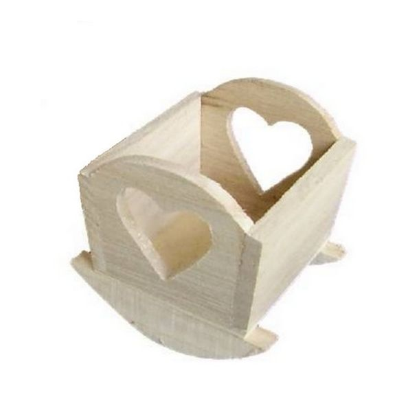 achat mini berceau en bois contenants drag es candy bar 1001 deco table. Black Bedroom Furniture Sets. Home Design Ideas