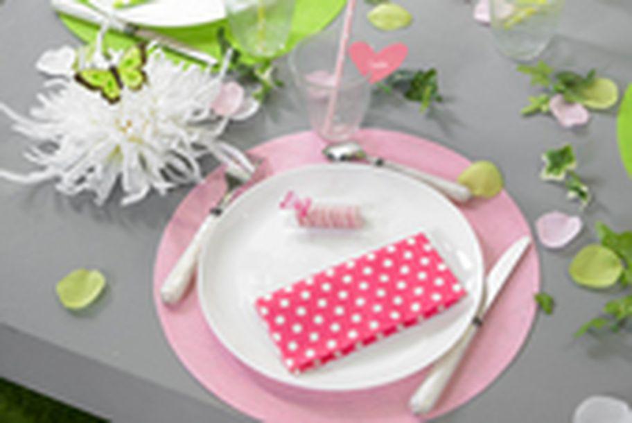 Achat papillon bicolore sur tige fuschia x6 d coration de table 1001 deco table - Papillon sur tige ...