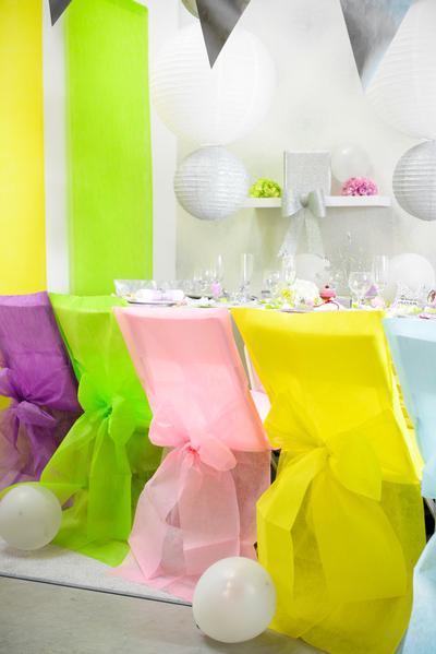 achat tenture mariage intiss blanche 80cm x 25 m tres mariage anniversaire 1001 deco table. Black Bedroom Furniture Sets. Home Design Ideas