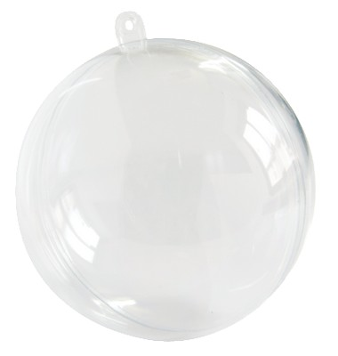Boule transparente plexi boultr 1001 deco table decoration table decoration mariage - Boule en plastique transparente ...