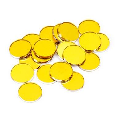 Miroirs d coratifs jaunes kp 8022071 1001 deco table for Miroirs decoratifs