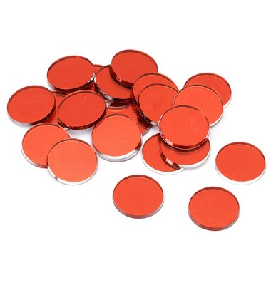Miroirs d coratifs rouges kp 8022073 1001 deco table for Miroirs decoratifs