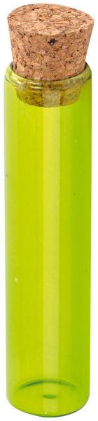 acheter prouvette tube essai avec bouchon li ge vert anis contenants drag es candy bar. Black Bedroom Furniture Sets. Home Design Ideas