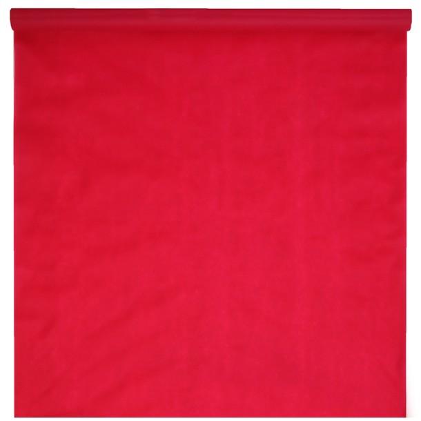 tapis mariage rouge intiss fin 1m x 15m lot de 2 1001. Black Bedroom Furniture Sets. Home Design Ideas