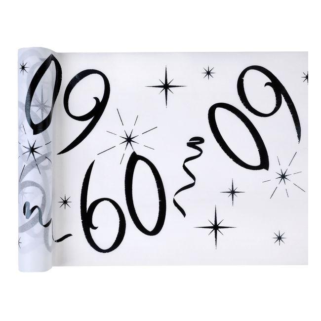 Deco Table Anniversaire 60 Ans