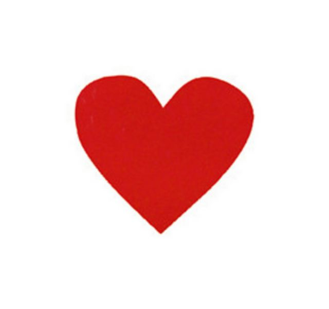 Coeur rouge - Decoration coeur rouge ...