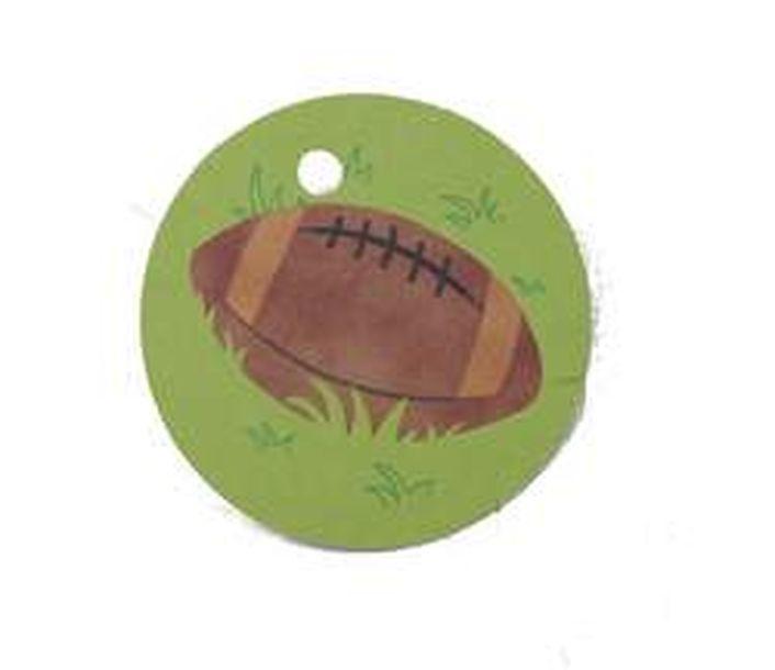 Decoration De Table Ballon De Rugby