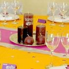 deco de table theme indien