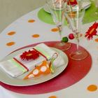 decoration de table pop.