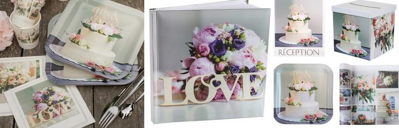 Déco table mariage wedding clic