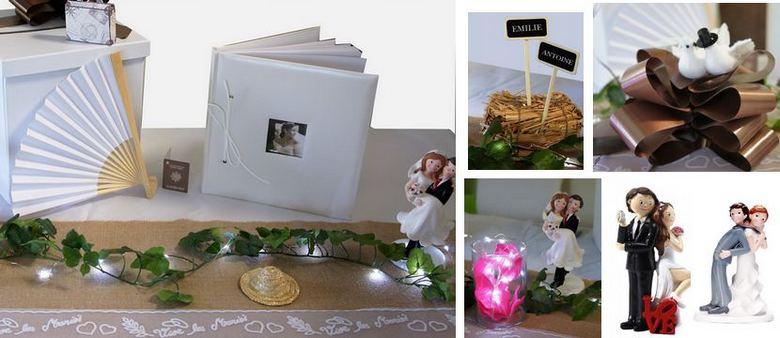 Des idées de centre de table mariage champetre.