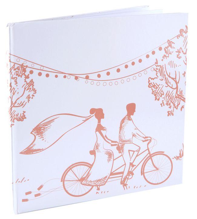 Livre D Or Mariage Guinguette Chic Maries En Tandem