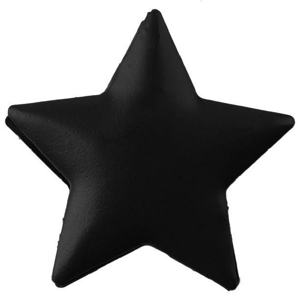 Pince Décorative étoile Noire X4