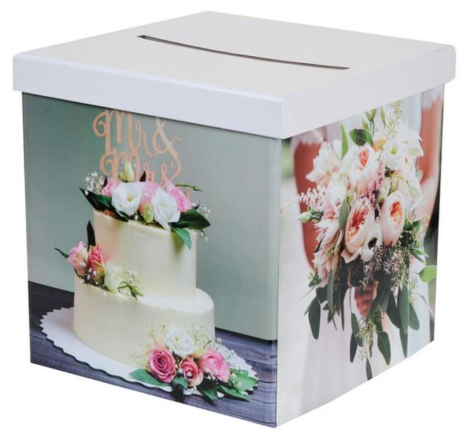 Urne Tirelire Mariage Wedding Clic